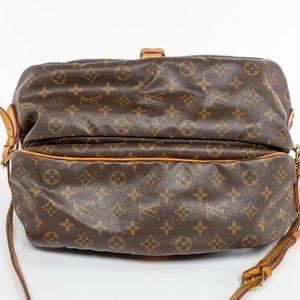 Louis Vuitton Bags - Vintage LOUIS VUITTON Saumur 35